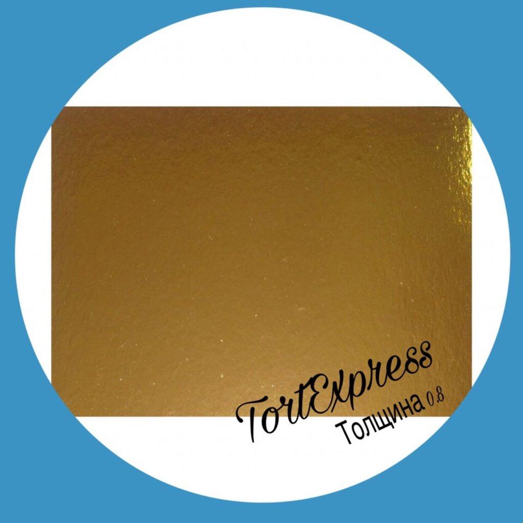 Салфетки, подложки: Подложка прямоугольная в ТортExpress