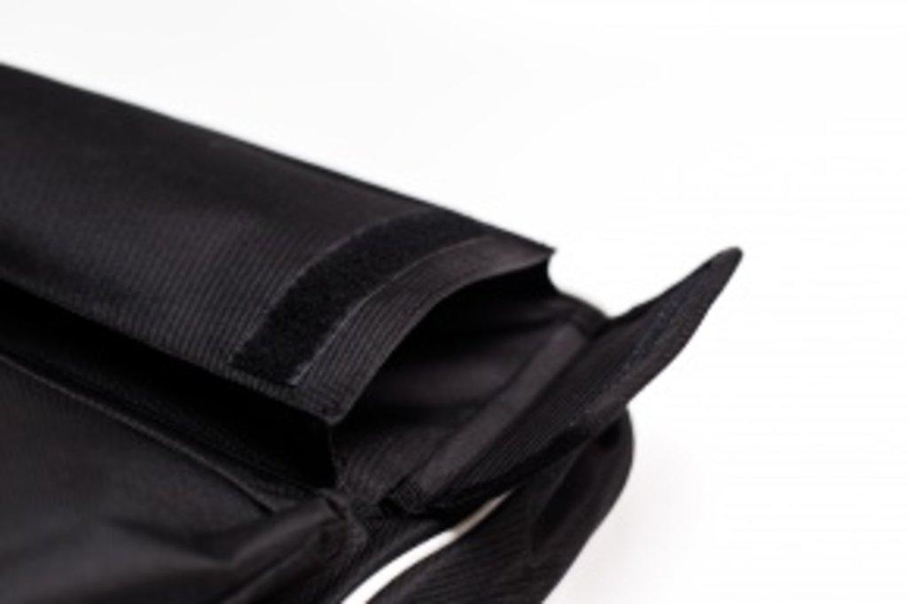 Папки: Сумка для  художника Малевичъ , с карманами, серая 63*47см в Шедевр, художественный салон
