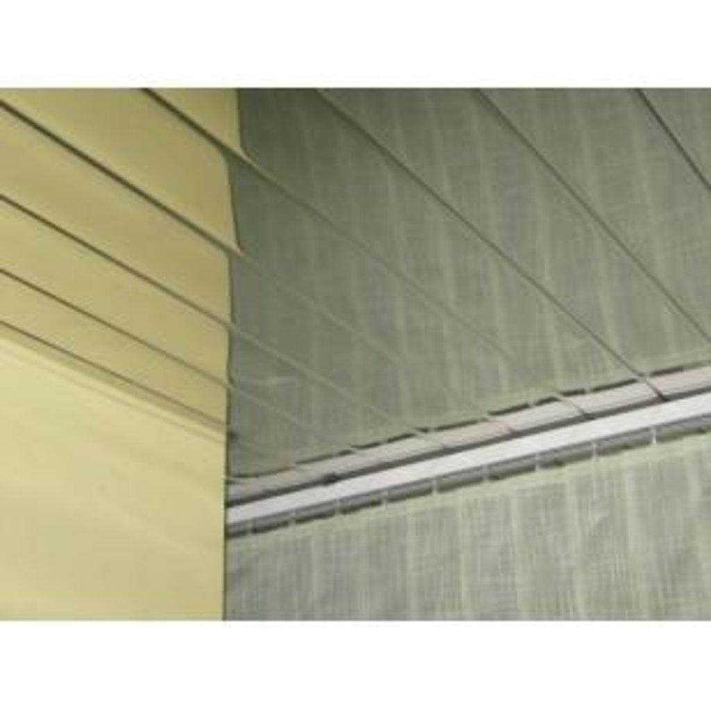Реечные потолки: Реечный потолок  CESAL A03  черный глянец 150 в Мир Потолков
