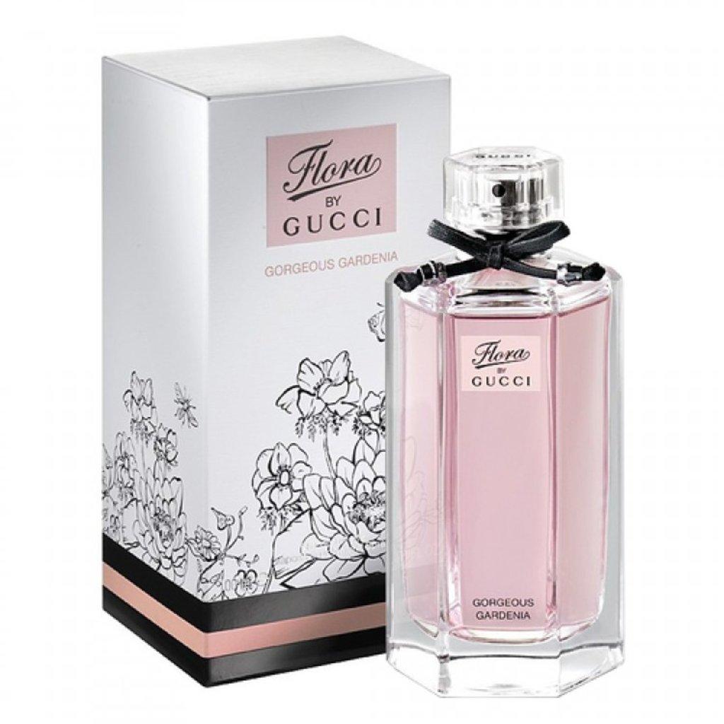 Gucci (Гуччи): Gucci Flora by Gucci Garden Gorgeous Gardenia edt 100ml в Мой флакон