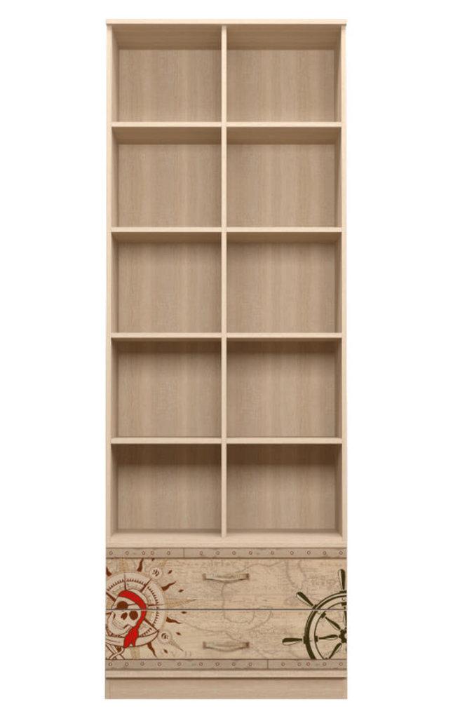 Детские шкафы и стеллажи: Шкаф комбинированный 14 Квест в Стильная мебель