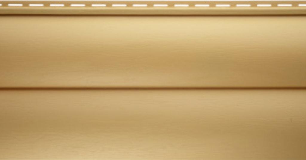 """Виниловый Сайдинг: Блокхаус виниловый """"золотистый"""" BH-02 - 3,10м х 0,32м в АНЧАР,  строительные материалы"""