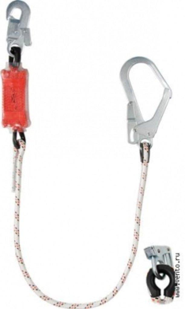 Одинарные стропы: Строп веревочный одинарный нерегулируемый с амортизатором «aB12» в Турин