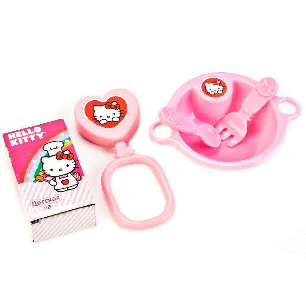 Игрушки для девочек: Пупс Карапуз Hello Kitty 32см в Игрушки Сити