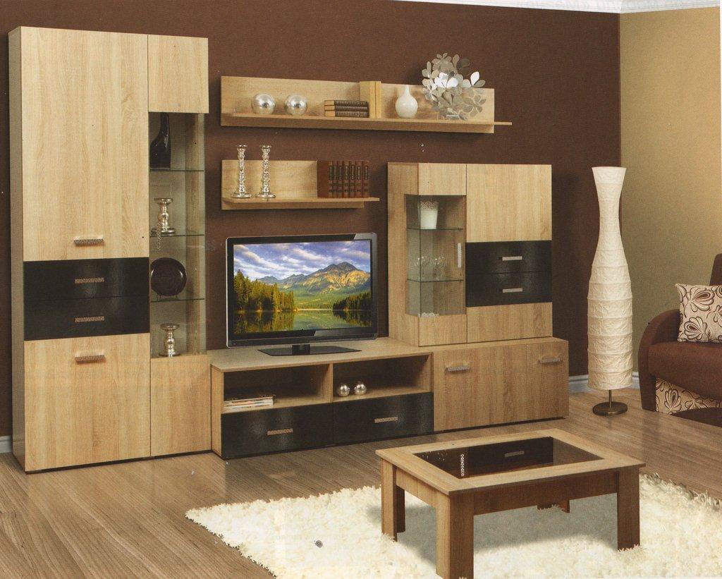 Мебель для гостиных, общее: Стенка Танго в Стильная мебель