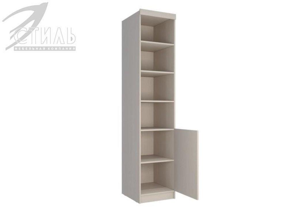 Мебель для детской Мийа - 3 (дуб молочный, фотопечать): Пенал открытый ПО-302 Мийа - 3 в Диван Плюс