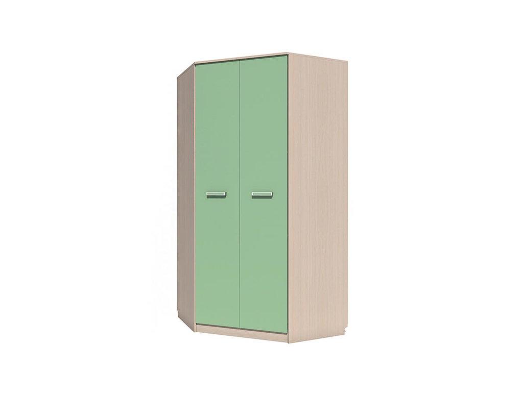 Детские шкафы и стеллажи: Шкаф угловой НМ 013.04-04 М Рико-М в Стильная мебель