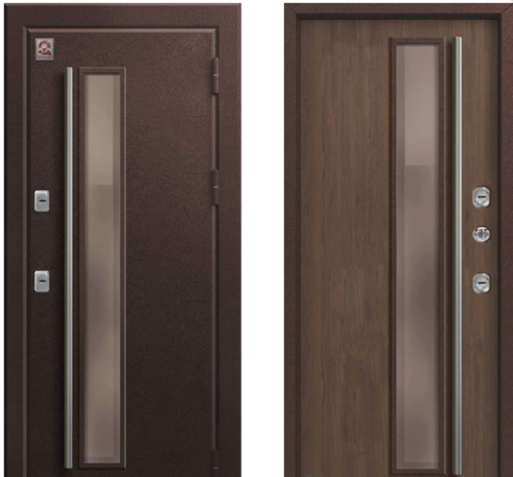 Двери Центурион: Центурион Т4 Premium Миндаль в Модуль Плюс