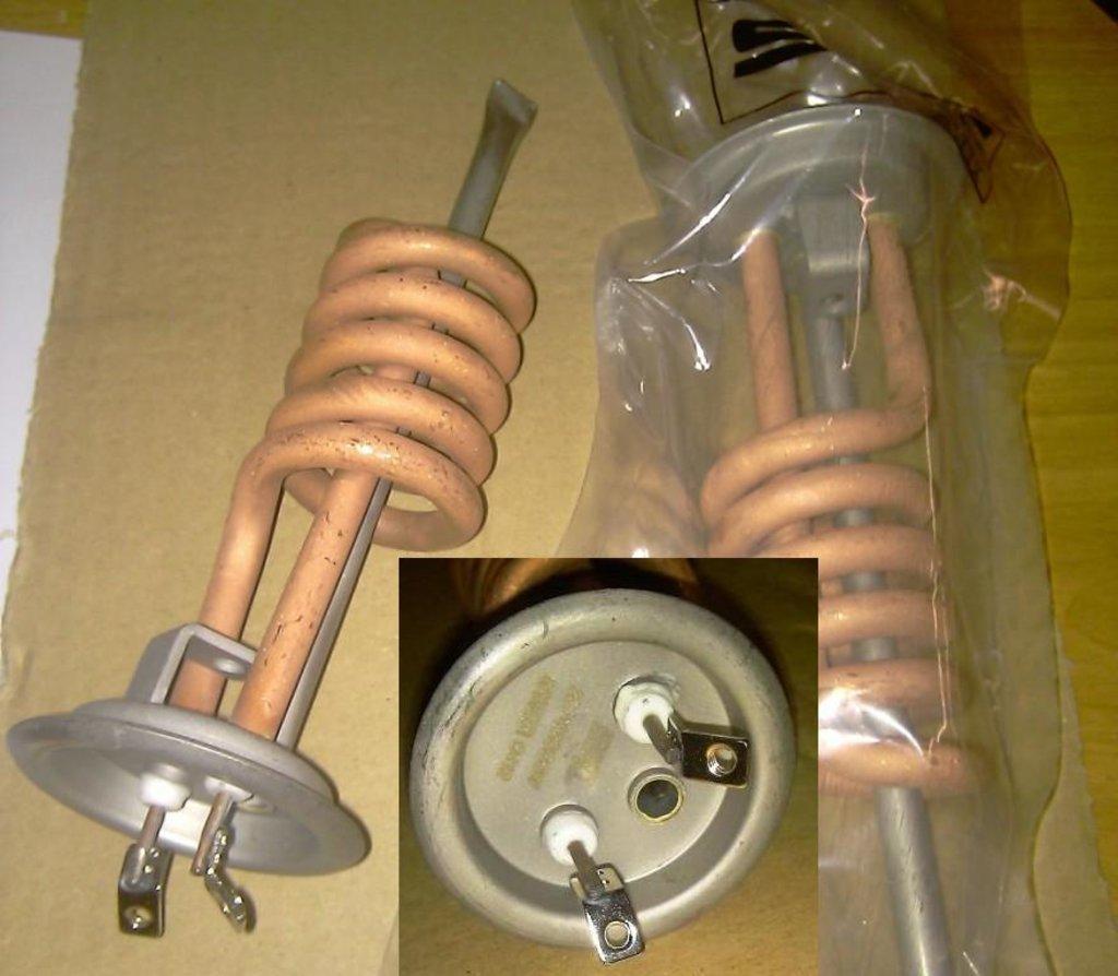 Запчасти  для водонагревателей: ТЭН водонагревателя 2000W RF-64mm, Thermex (Термекс) спираль, SpT066055, WTH017TX, 182505, 401361 в АНС ПРОЕКТ, ООО, Сервисный центр