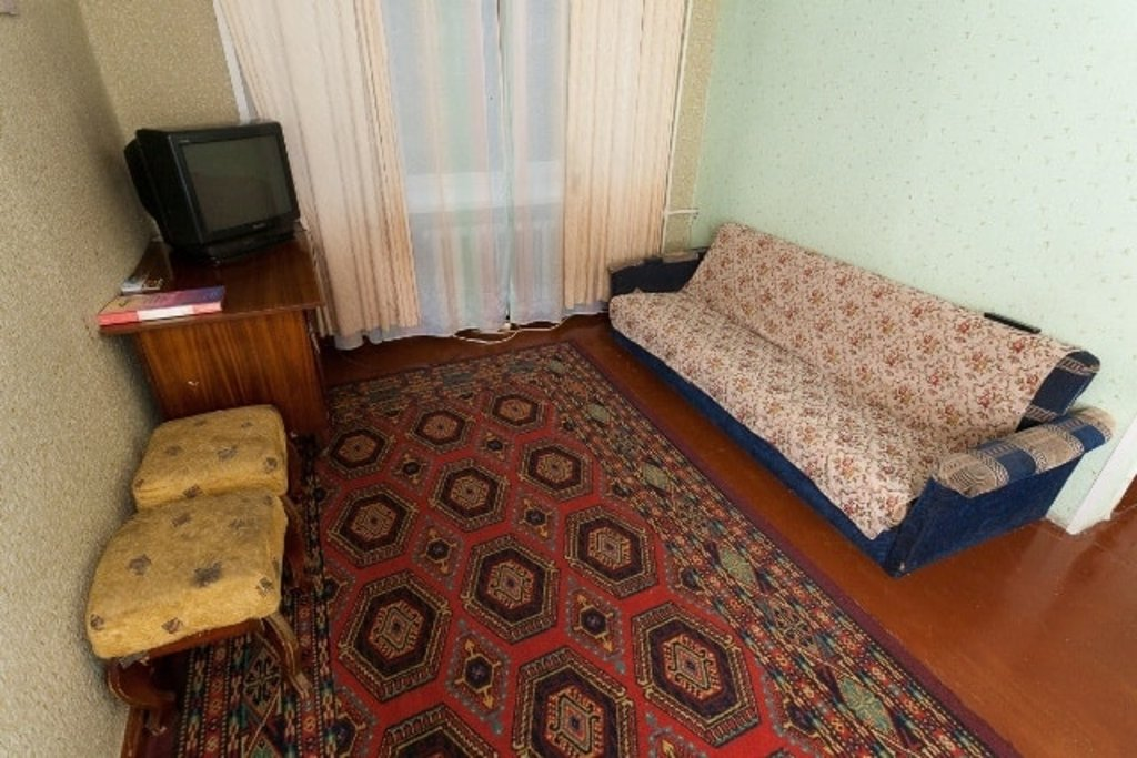 Квартиры на правом берегу: Однокомнатная квартира улица Московская, 3а в Эдем