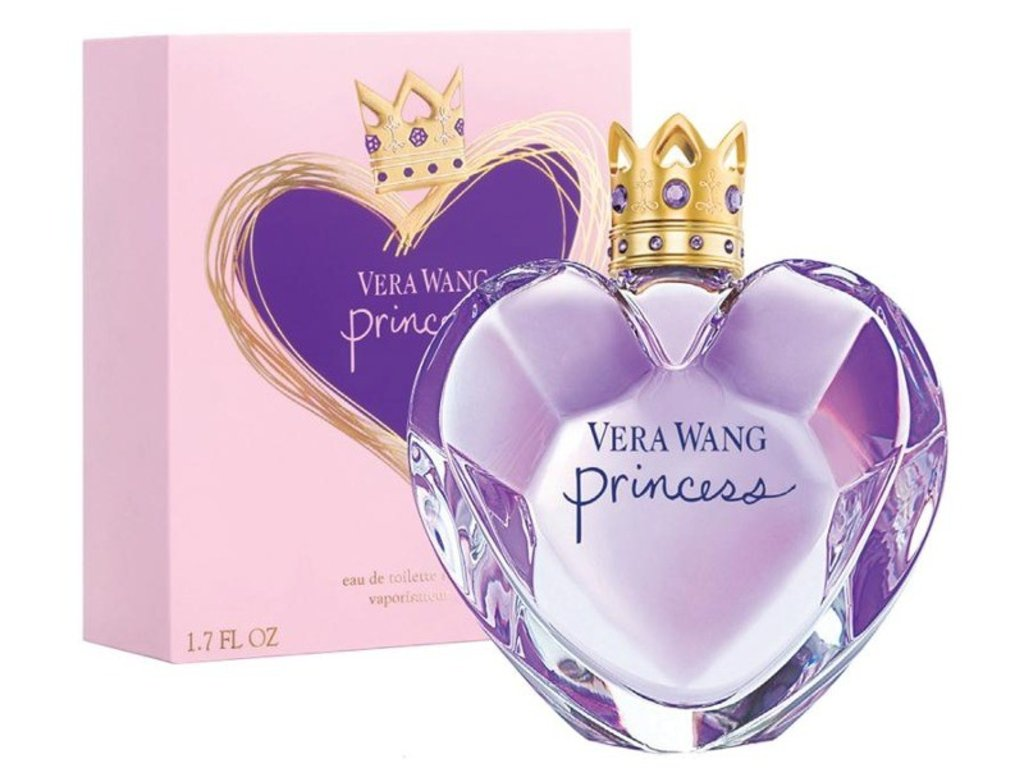 Vera Wang: Vera Wang Princess edt в Элит-парфюм