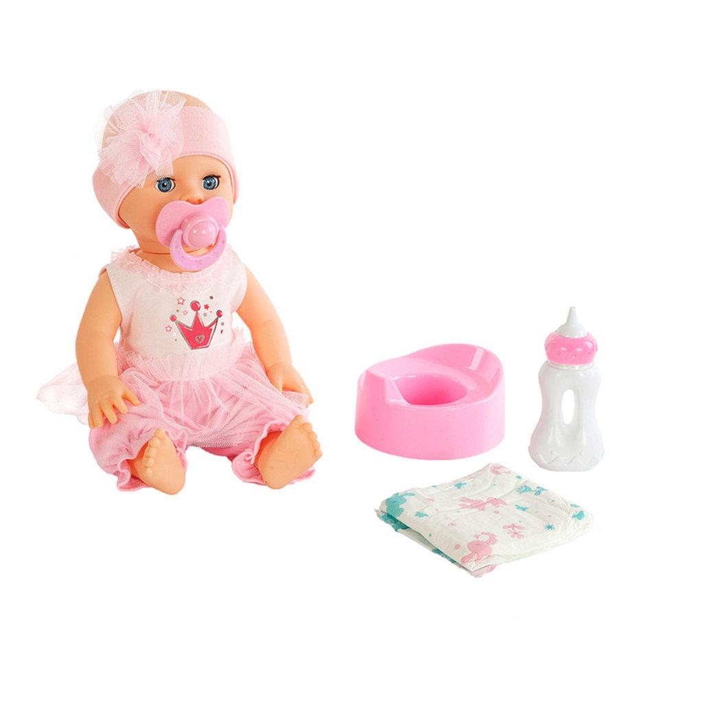 """Игрушки для девочек: Кукла Элли 33см """"Позаботься обо мне"""", серия Корона. в Игрушки Сити"""