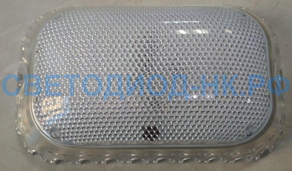 Светильники ЖКХ: Светодиодный светильник РаДан ИЛЛЮМ-МФ ЖКХ 7W(840lm) 6500K 6K 170x100x40 IP30 со светоакуст. датч., ударопрочный в СВЕТОВОД