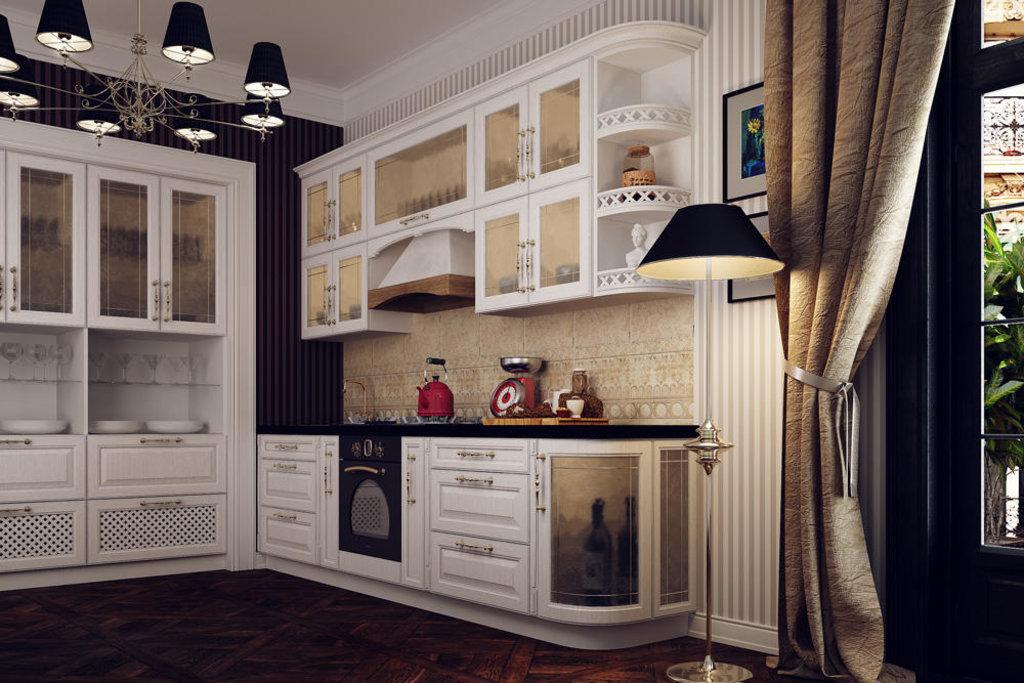 Кухни: Кухня Канзас в Стильная мебель