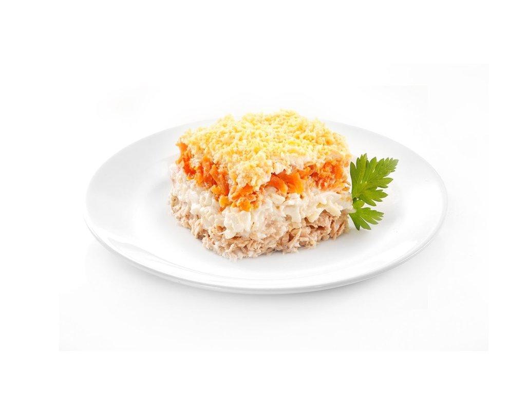 Меню: Салат Мимоза в Тортинка'фе, кафе, булочная-кондитерская