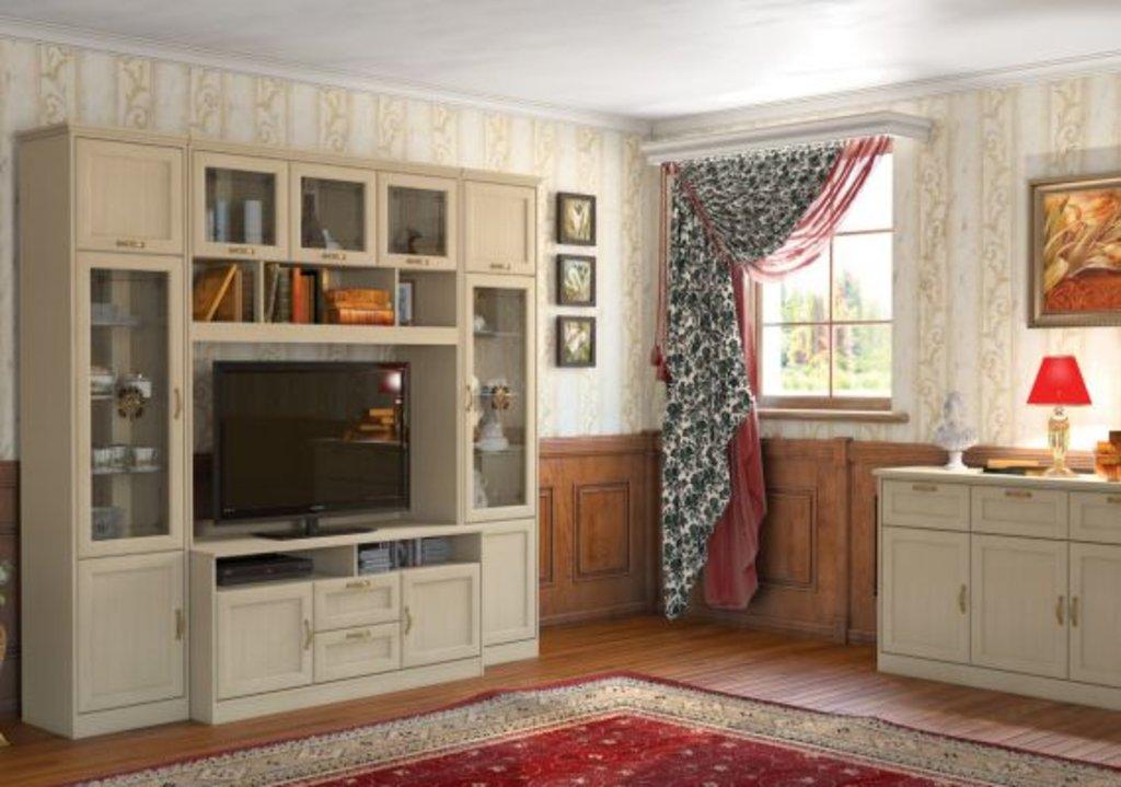 Стенки для гостиных: Флорида 1 в Мебель ХИТ