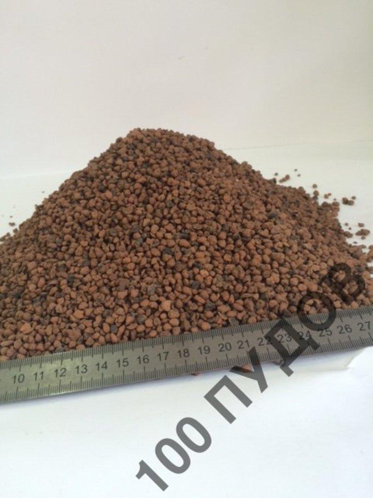 Керамзит, шунгизит: Керамзит фр.0-5 мм навалом в 100 пудов