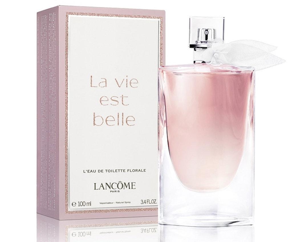 Lancome (Ланком): Lancome La Vie Est Belle L'Eau ( Ланком Ла Ви Э Бель Лё) edt 100ml в Мой флакон