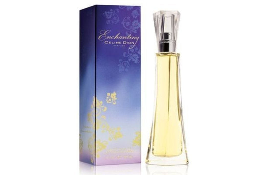 Женская туалетная вода Celine Dion: Celine Dion Enchanting edt ж 50 ml в Элит-парфюм