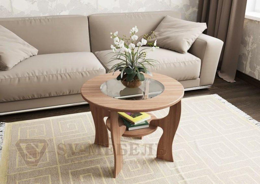Столы: Стол журнальный №5 в Диван Плюс