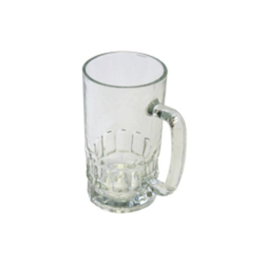 Пивные кружки-заготовки: Кружка пивная прозрачная в NeoPlastic