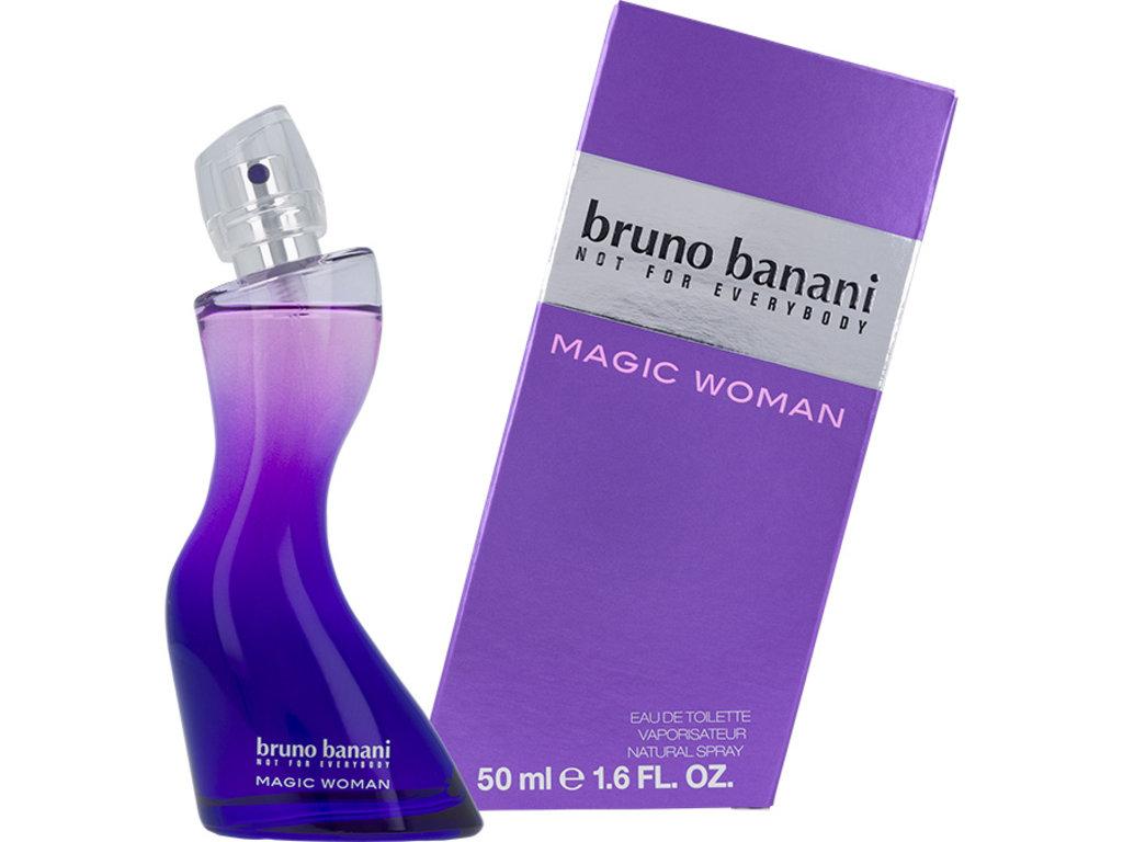 Bruno Banani: Bruno Banani Magic Women edt 20 | 30 | 50 ml в Элит-парфюм