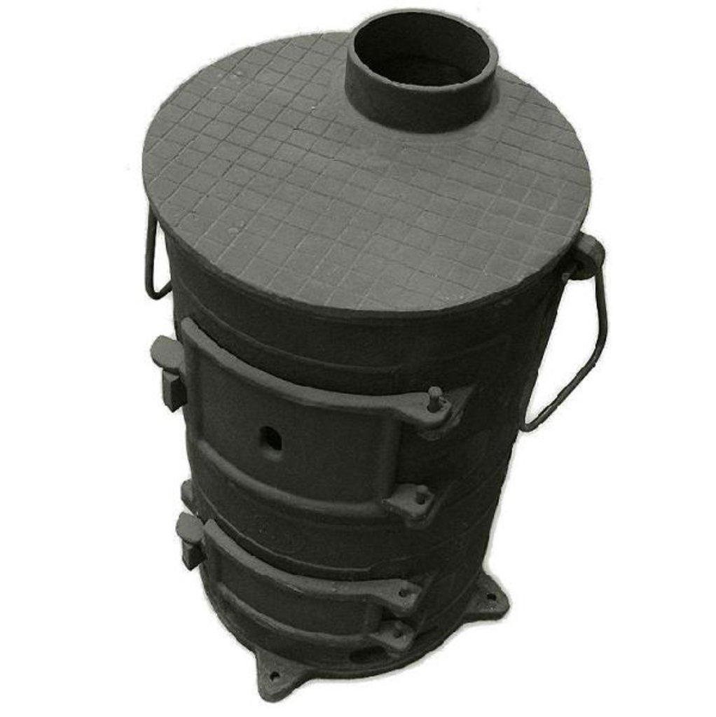Отопительные: Армейская чугунная печь ПВ-58 в Антиль