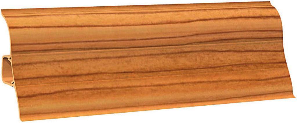 Плинтуса напольные: Плинтус напольный Ecoline 112 вишня в Мир Потолков