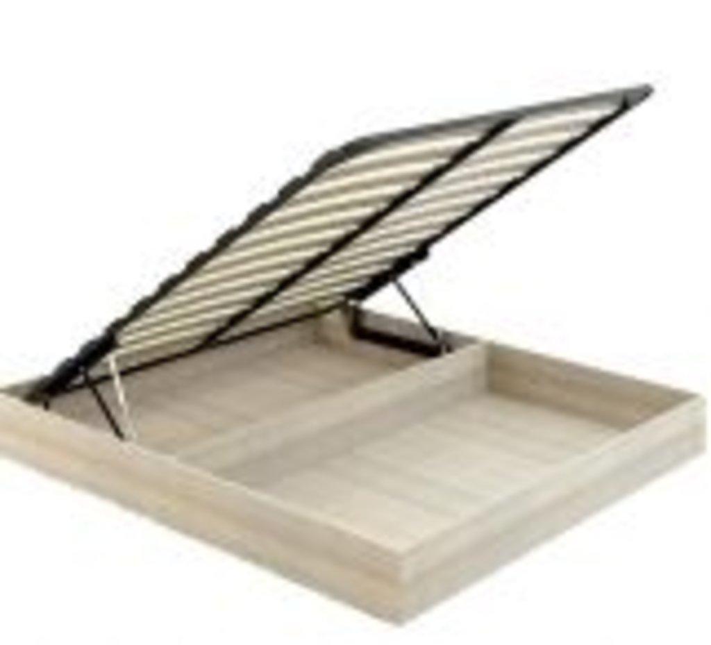Спальня Ливадия. Дополнительные модули: БИЗ16а Ящик с подъёмным механизмом к кровати на 160 в Диван Плюс