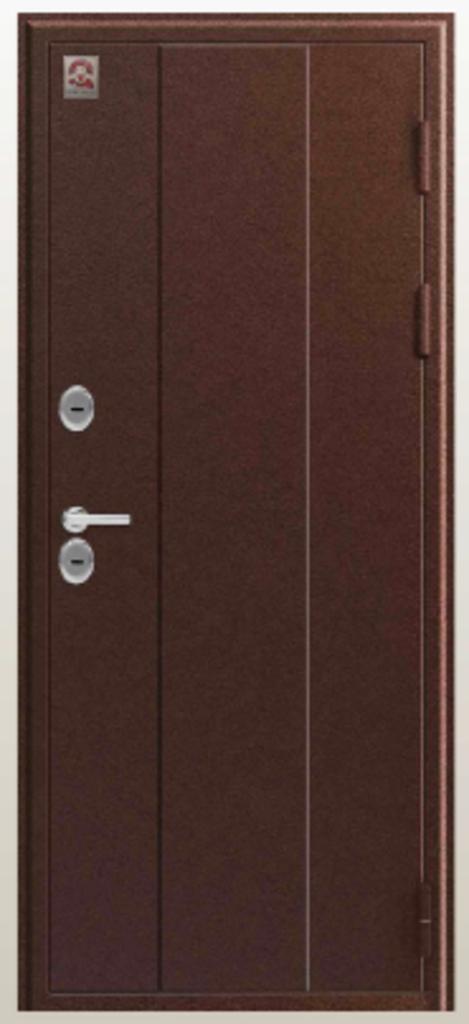 Двери Центурион: Центурион T-6 Антик медь\Седой дуб в Модуль Плюс