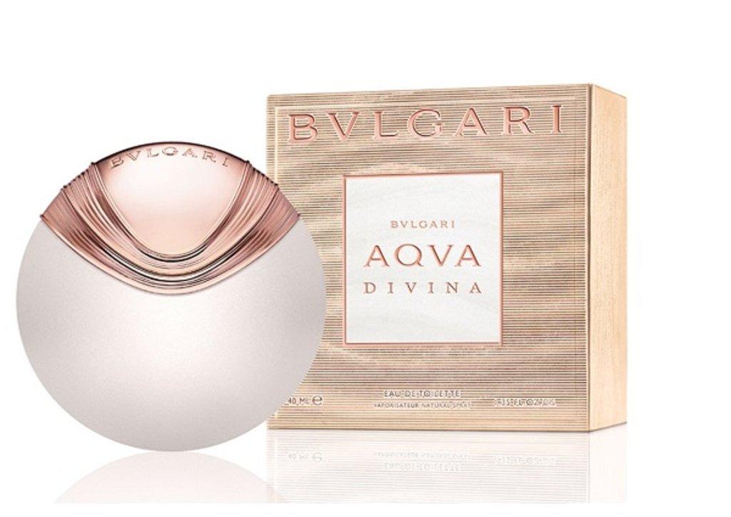 Bvlgari: Туалетная вода Bvlgari Aqva Divina edt ж 40ml в Элит-парфюм