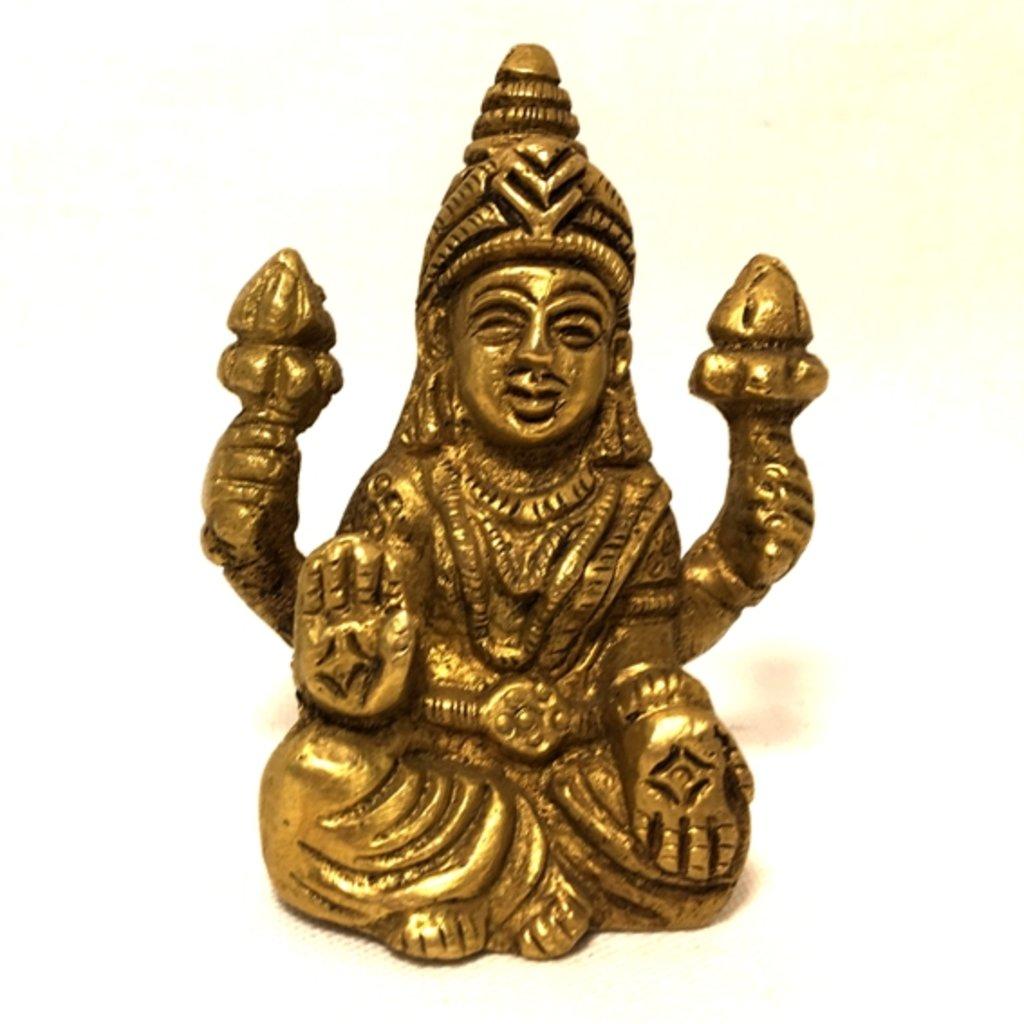 Божества и предметы культа: Богиня Лакшми в Шамбала, индийская лавка