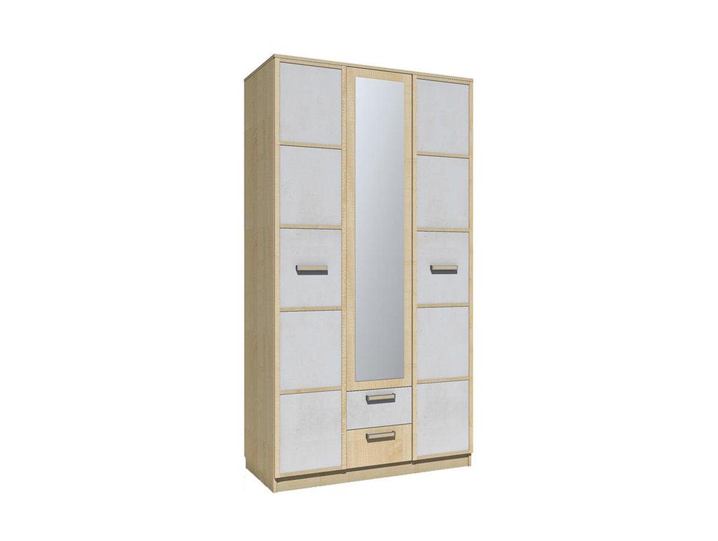 Детские шкафы и стеллажи: Шкаф комбинированный НМ 013.08-01 Фанк в Стильная мебель