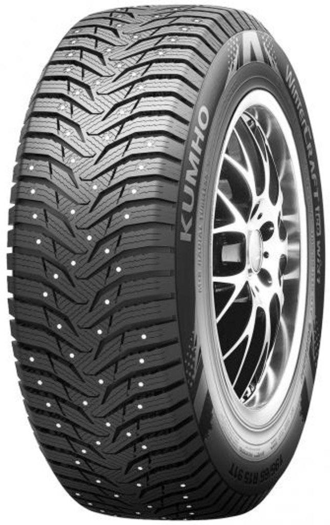KUMHO: Kumho WinterCraft SUV Ice 235/55 R18 100H в АвтоСфера, магазин автотоваров