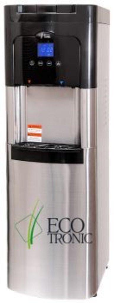 Кулеры для воды: Ecotronic C11-LXPM. Кулеры напольные с комперссорным охлаждением (с нижней загрузкой бутыли) в ЭкоВода