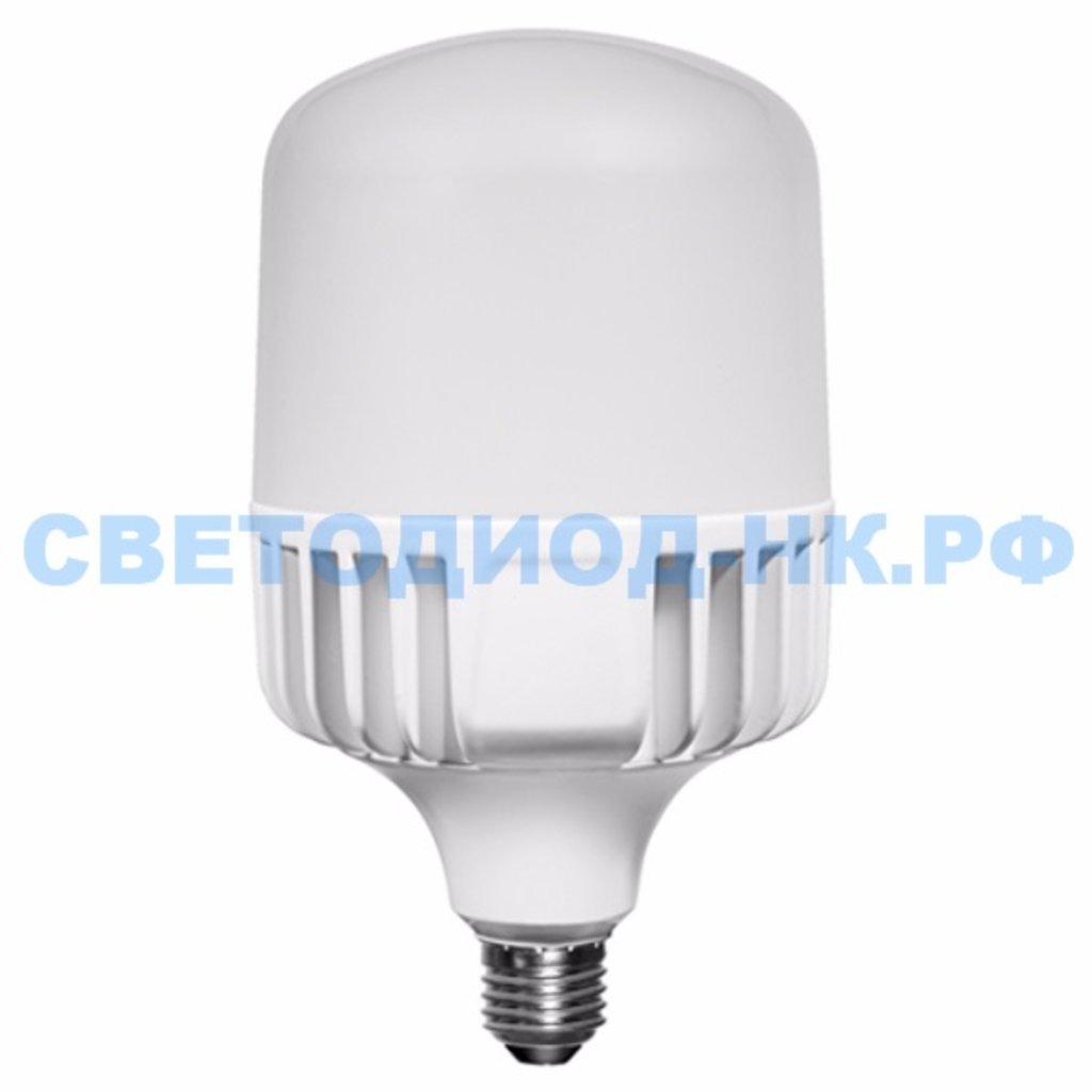 Мощные лампы Е40, Е27: Светодиодная лампа Ecola высокомощн. E27/E40 65W 4000K 4K 280x140 Premium HPUV65ELC в СВЕТОВОД