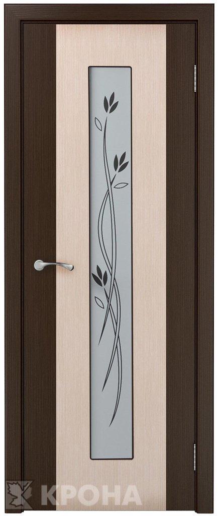 Двери Крона от 3 650 руб.: Фабрика Крона. Модель Элит в Двери в Тюмени, межкомнатные двери, входные двери
