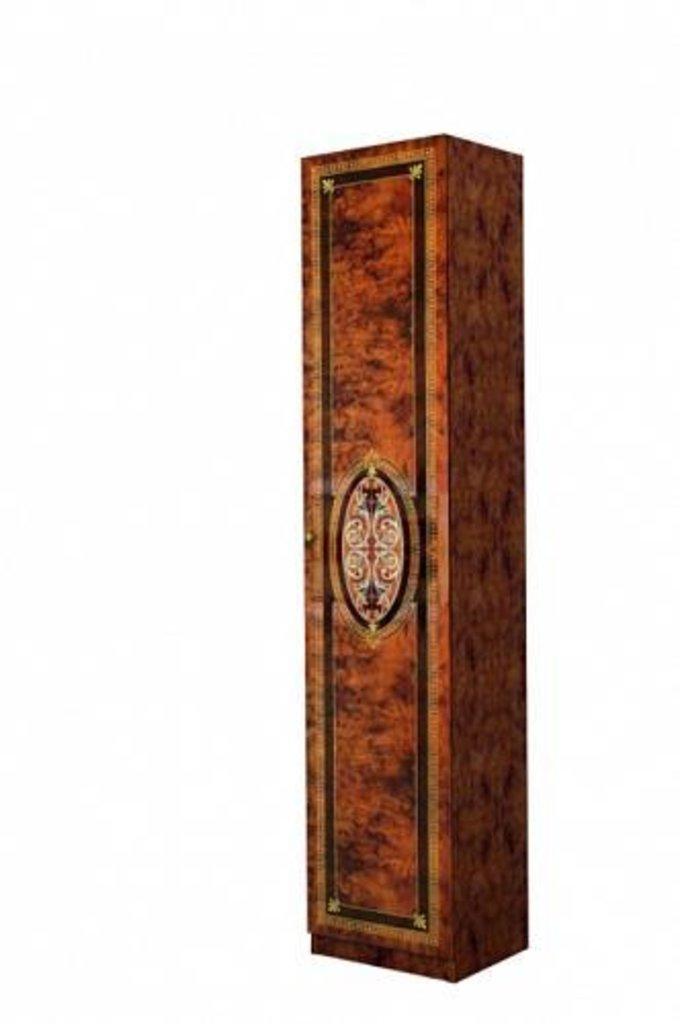 Шкафы для спальни: Шкаф скошенный правый Лара в Стильная мебель