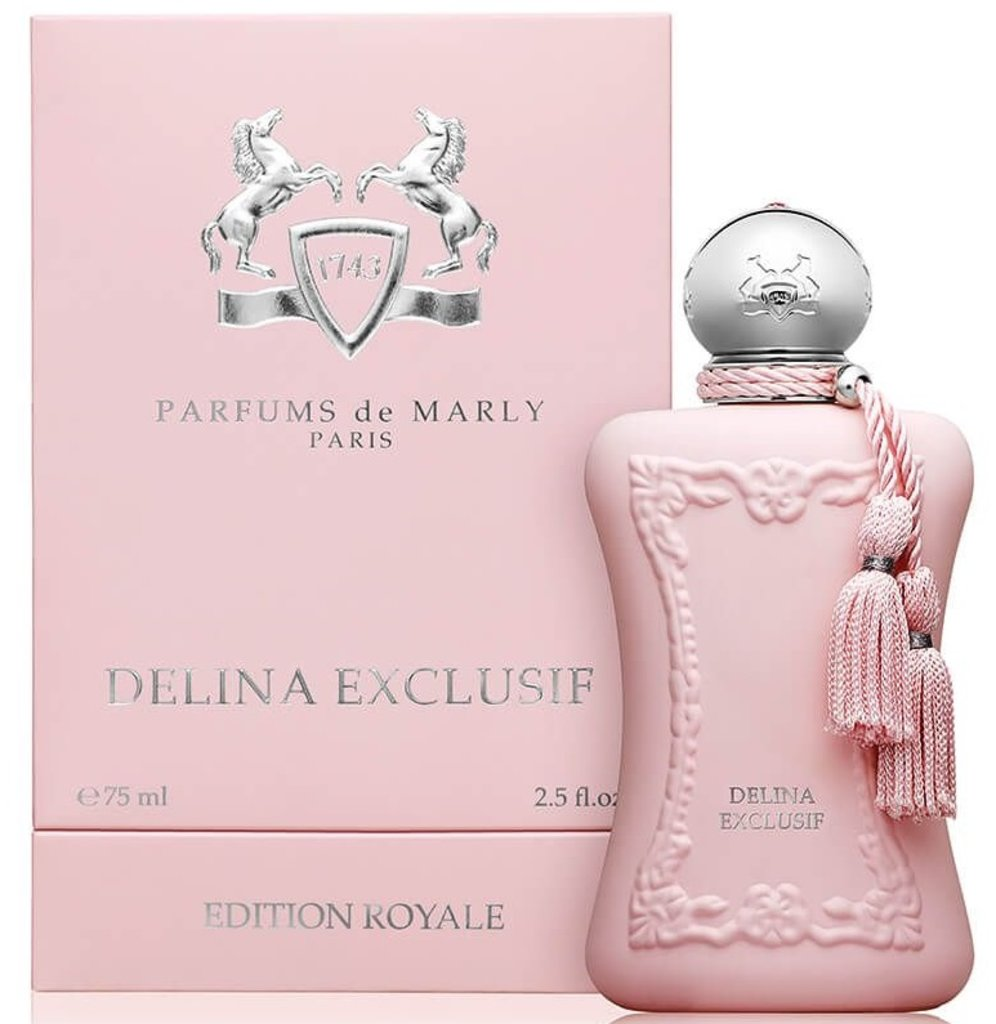 Новинки: Parfums de Marly Delina (Парфюм де Марли Делина) edp 75ml в Мой флакон