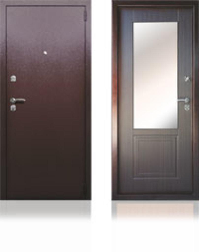 Двери Берлога: Дверь БЕРЛОГА Гала  с зеркалом в Двери в Тюмени, межкомнатные двери, входные двери