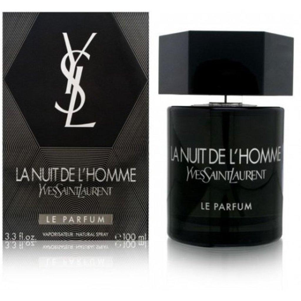 Мужская парфюмерия: Yves Saint Laurent La Nuit de L'Homme Le Parfum 100ml в Мой флакон