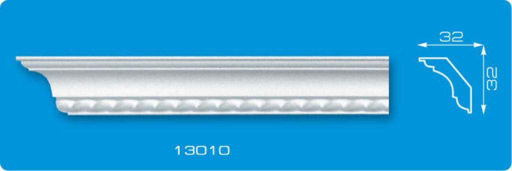 Плинтуса потолочные: Плинтус потолочный ФОРМАТ 13010 инжекционный длина 1,3м, узкий в Мир Потолков