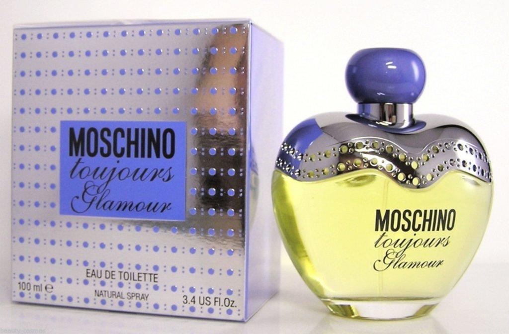 Moschino: Туалетная вода Moschino Toujours Glamour edt ж 100 ml в Элит-парфюм