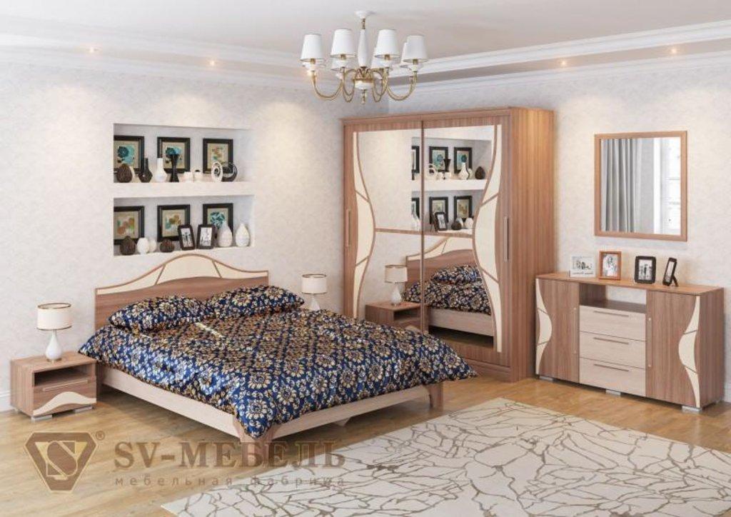 Мебель для спальни Лагуна-5: Тумба прикроватная Лагуна-5 в Диван Плюс