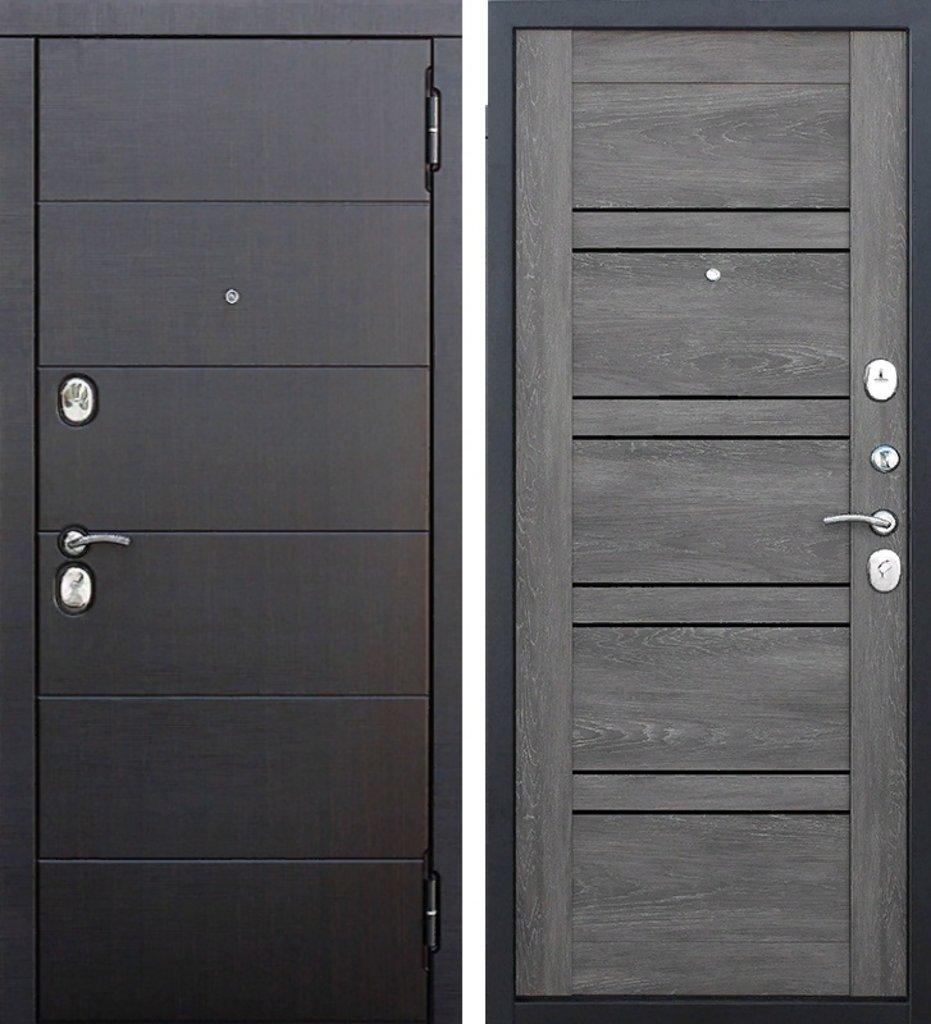 Двери Цитадель: Дверь входная металлическая Чикаго Царга 10,5см в Салон дверей Доминго Ноябрьск