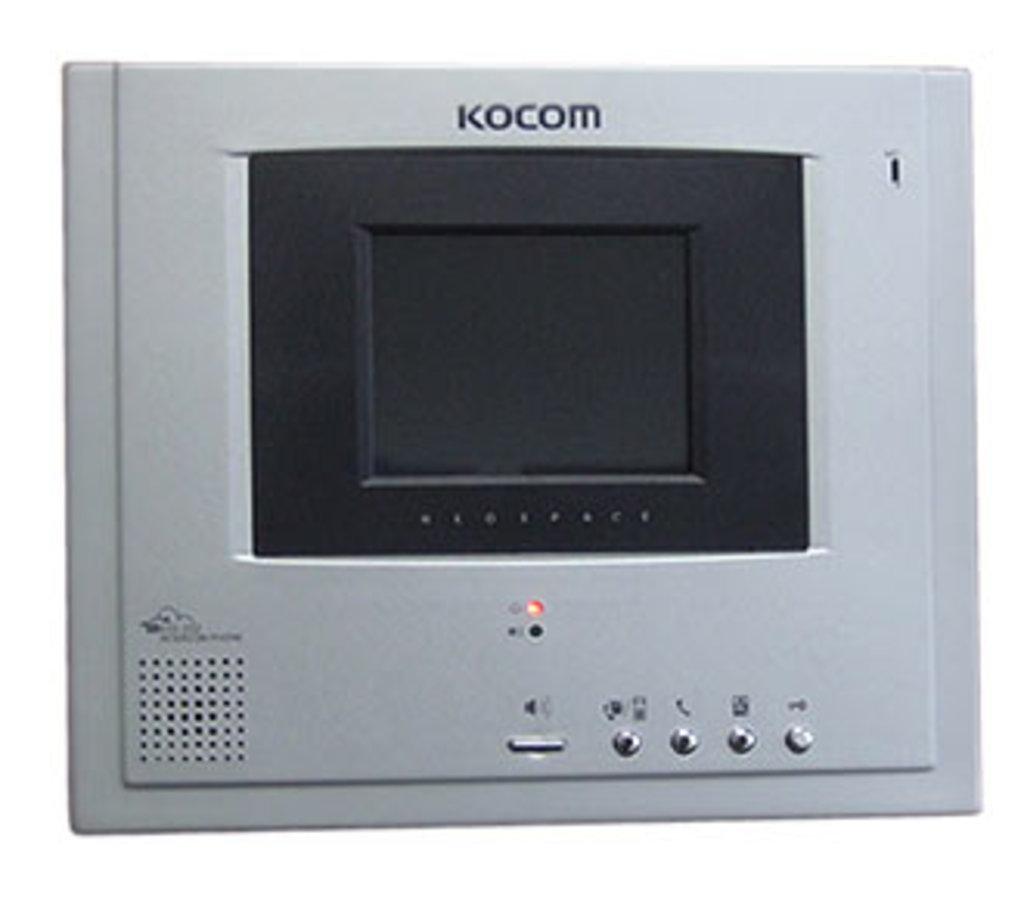Мониторы: Цветной видеомонитор Kocom KIV-212 в Микровидео
