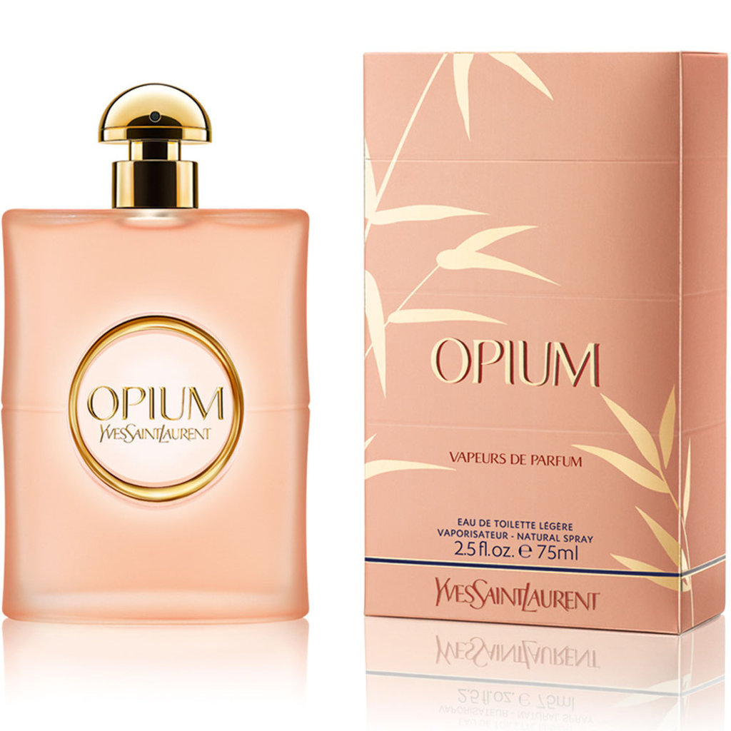 Yves Saint Laurent (Ив Сен-Лоран): Yves Saint Laurent Opium Vapeurs de Parfum 100ml в Мой флакон