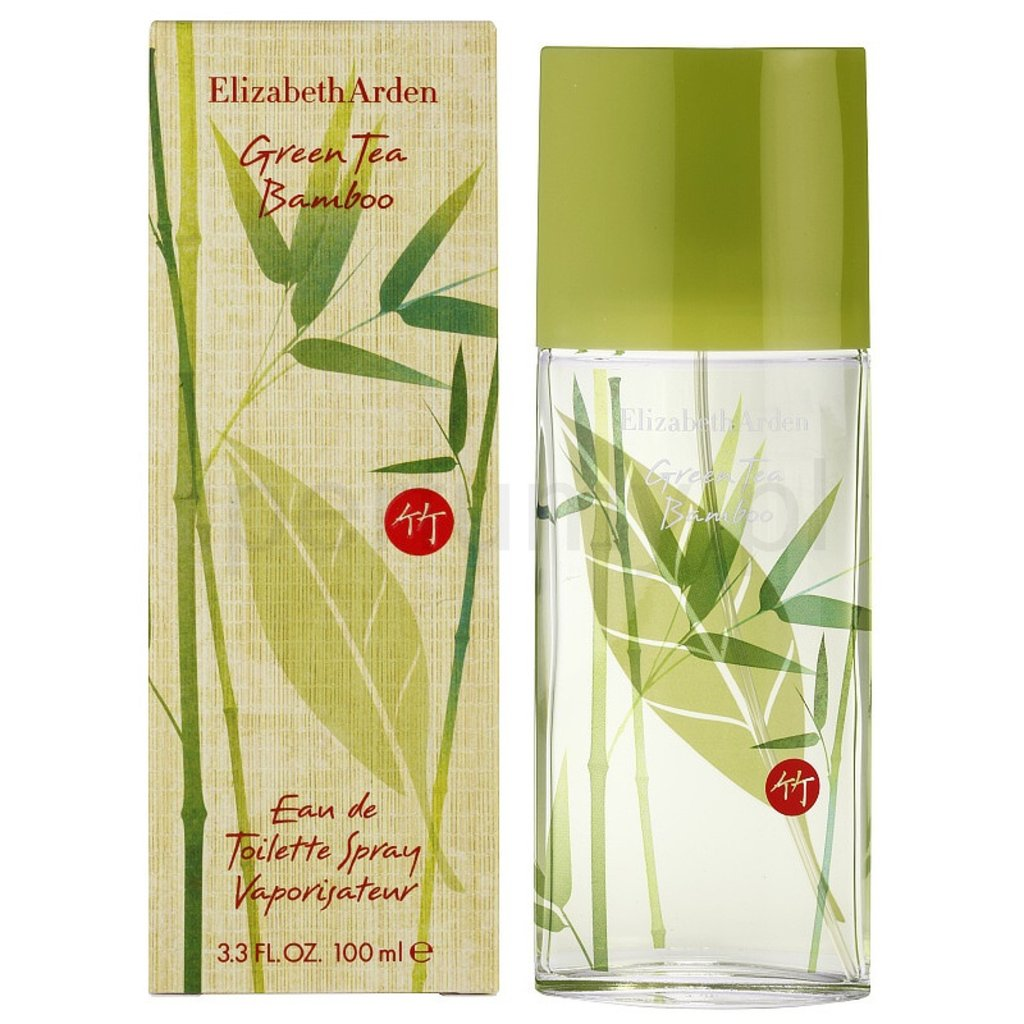 ElizabethArden: Elizabeth Arden Gren Tea Bamboo Туалетная вода edt ж 100ml в Элит-парфюм