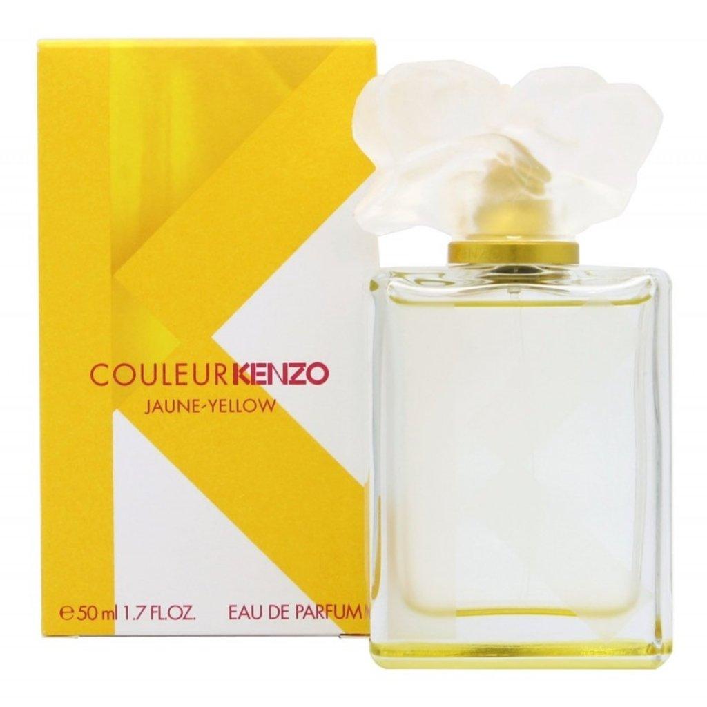 Kenzo: Kenzo Couleur Kenzo Jaune-Yellow edp в Элит-парфюм