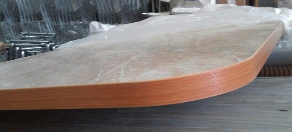 Столешницы.: Столешницы ЛДСП+пластик HPL 22 мм. в АРТ-МЕБЕЛЬ НН
